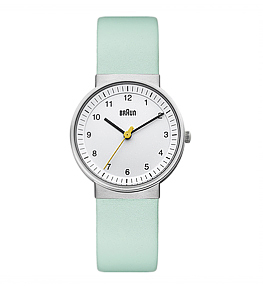Braun 0031 white mint