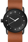 No.1 Black Tan 36 mm