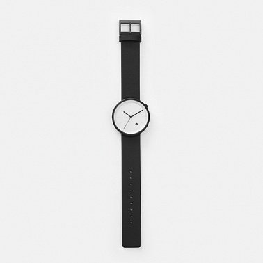 Polygon watch All Black