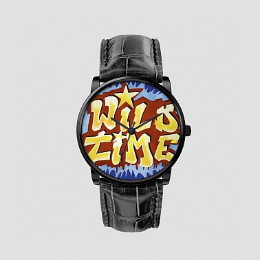 Wild Time Leather