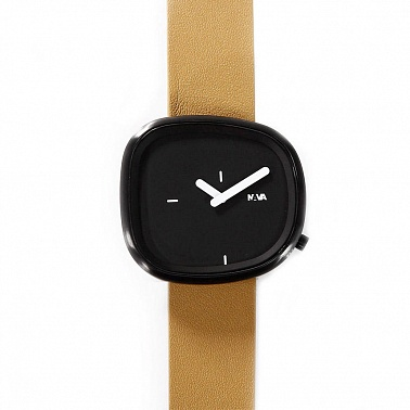 Stone black dial clay