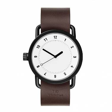 TID No.1 White Walnut Leather