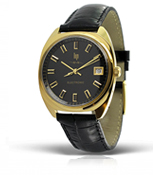 GDG Electronic Gold black